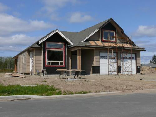 construction on house